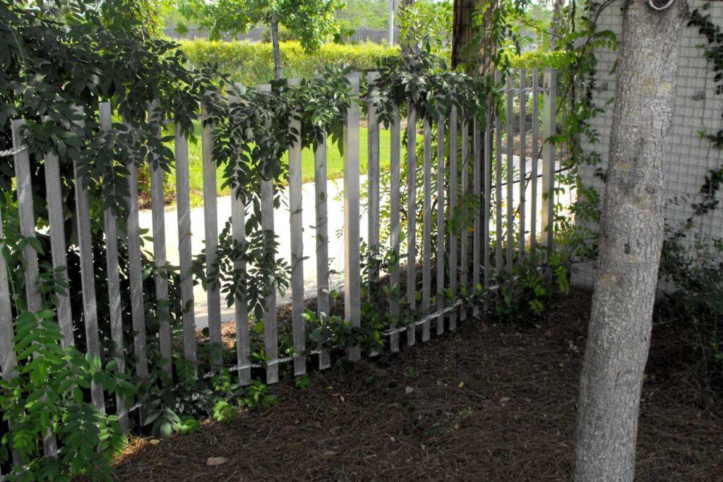 Aluminium Series Fence