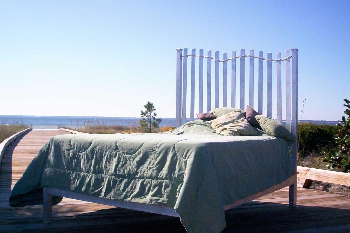 Aluminium Series Bed